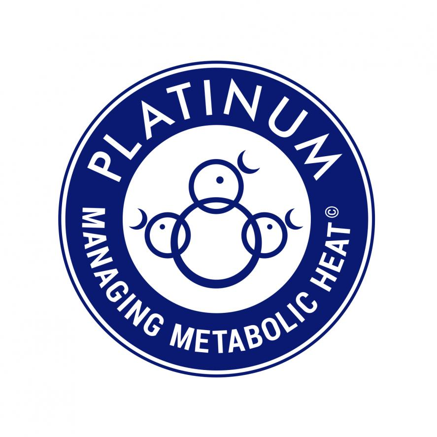 Platinum Managing Metabolic Heat logo